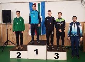 Hajduch Nándor bronzérmes lett!