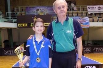 Szántosi Dávid megnyerte az országos bajnokságot